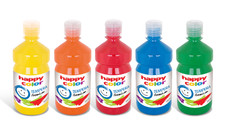 FARBY TEMPERA 500 ml. HAPPY COLOR HA 3310 0500-...